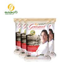 พนมรุ้ง กูร์เมต์ ข้าวหอมมะลิใหม่ 100% ต้นฤดู ขนาด 5 กก. จำนวน 4 ถุง **ส่งฟรีทั่วประเทศ**