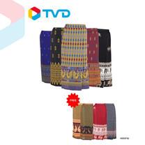 TV Direct AVA THAI BEAUTY ชุดผ้าถุง 5 แถม 4