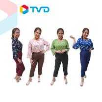 TV Direct GENA ชุดเซ็ตลายดอกลำลองใส่สบาย 4 เซ็ต คละสี ฟรีไซส์ ราคา 999 บาท