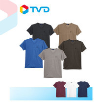 TV Direct ARROW LITE เสื้อคอวีแขนสั้น ซื้อ 5 แถม 3 ตัว