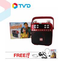 TV Direct AS มนต์รักลูกทุ่ง รุ่น F-888 พร้อมของแถม
