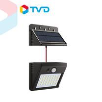 TV Direct SOLAR LIGHT SPLIT UP 40LED PACK2 ไฟโซล่าส่องสว่างแบบแยกโซล่า รุ่น 40LED แพ็ค2ชิ้น