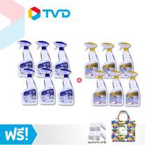 TV Direct MR.PRO ผลิตภัณฑ์ทำความสะอาดอเนกประสงค์ 6 แถม 11