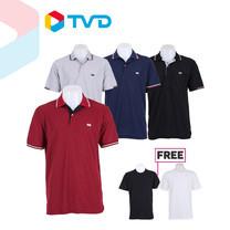 TV Direct Infinite Shirt Giveaway เสื้อโปโล 4 แถมฟรี คอกลม 2 ตัว