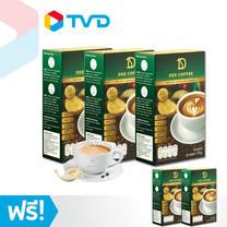 TV Direct DEE COFFEE กาแฟสำเร็จรูป 3 กล่อง ฟรี 2 กล่อง