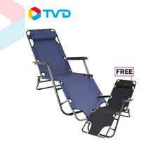 TV Direct Twin Bed Chair เก้าอี้พับนั่ง นอนได้