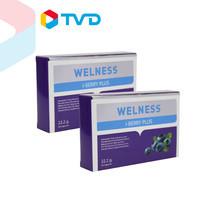 TV Direct Welness i-berry Plus ผลิตภัณฑ์เสริมอาหารบำรุงดวงตา ระบบประสาทและสมอง 2 กล่อง