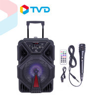 TV Direct IMI Speaker Bluetooth ลำโพงบลูทูธ 8 นิ้ว รุ่น Bt888