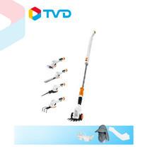 TV Direct WONDER SHEARS เครื่องตัดแต่งต้นไม้ไฟฟ้าไร้สาย + GARDEN SET ชุดทำสวน ราคา 2490 บาท