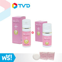 TV Direct NUVITE HYDROCOLLA SERUM AND CREAM ราคา 1,990 บาท แถมฟรี NUVITE GLUTA SOAP 2 ก้อน