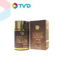 TV Direct Royal Codyceps Forabee 60 CAP ฟอร่าบีนมผึ้งผสมถั่งเช่า