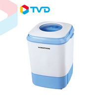 TV Direct Smart Home Washing Machine รุ่น SM-MW-2502 เครื่องซักผ้ามินิฝาบน ปั่นหมาดในตัว แบบ 2in1