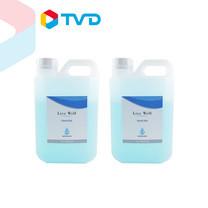 TV Direct Live Well Hand Gel. Alc. 70% (1000 ml./Gallon) เจลทำความสะอาดมือ แอลกอฮอล์ 70% (1000 ml./แกลลอน) 2 แกลลอน