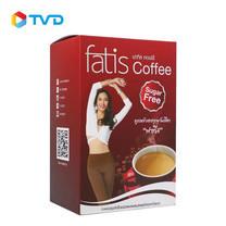FATIS COFFEE กาแฟเพื่อสุขภาพ 1 กล่อง 15 ซอง