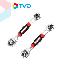 TV Direct Tiger Wrench ประแจ 8 หัวทรงพลัง 2 ชิ้น