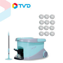 TV Direct SPIN & GO MOP PLUS อุปกรณ์ทำความสะอาด