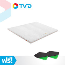TV Direct Octasmart Plus Topper King Size 6 FT ท๊อปเปอร์แผ่นรองนอน ขนาด 6 ฟุต แถมฟรี Dream Cushion Pro เบาะรองนั่งแสนสบาย 2 ใบ