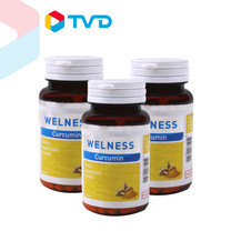 TV Direct WELNESS CURCUMIN 3 ขวด