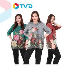 TV Direct The Best Shirts เสื้อเบลาซ์ตัวยาว 3 ตัว 3 สี