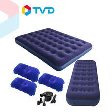 TV Direct OVANA ที่นอนเป่าลมขนาด 5ฟุต แถม 2.5ฟุต