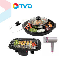 TV Direct OTTO หม้อสุกี้บาร์บีคิว 1390