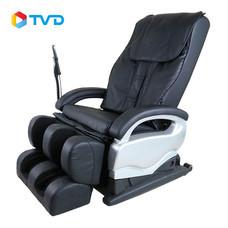 WELNESS MASSAGE CHAIR YH-6600 BLACK เก้าอี้นวดรุ่น 6600 สีดำ