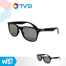 TV Direct Polaryte Photochromic แว่นตากันแดดปรับแสง (แว่นตากันแดด พร้อมผ้านาโนทำความสะอาดและซองหนัง) 1 แถม 1
