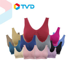 TV Direct Owi Bra บราไร้รอยต่อ 13 ตัว 13 สี