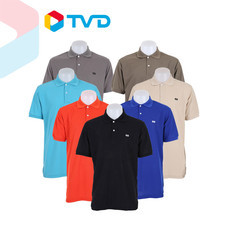 TV Direct Infinite Polo Shirt เสื้อโปโล 7 ตัว 7 สี