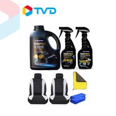 TV Direct NAXPRO ผลิตภัณฑ์ที่สุดการดูแลรถยนต์