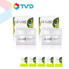 TV Direct LE LUXE ครีม 1 กระปุก ฟรี 1 กระปุก ฟรี แบบซองพกพา 5 ซอง (MIDYEARSALE21)
