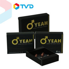 TV Direct O YEAH ผลิตภัณฑ์เสริมอาหารบำรุงสุขภาพท่านชาย 2 กล่อง FREE 1 กล่อง ราคาพิเศษ 1,580 บาท