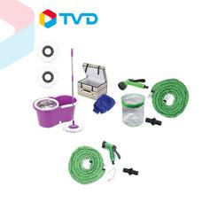 TV Direct SUPER HOSE สายยางยืดหดได้ 1+1 ชุดจัดใหญ่ทำความสะอาด