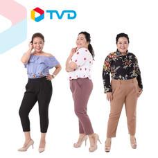 TV Direct GENA PANTS กางเกงลำลองใส่สบาย  (ไซส์ M/L) ,(ไซส์ XL/XXL)