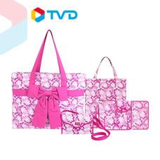 TV Direct Naraya Bag Set เซ็ตกระเป๋านารายา 7 ชิ้น