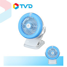 TV Direct GO FAN COOL MIST พัดลมไอเย็นพกพา 1 แถม 1 ราคา 990 บาท