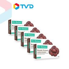 TV Direct HIBALANZ ผลิตภัณฑ์เสริมอาหารจากเห็ดหลินจือ 5 กล่อง 999