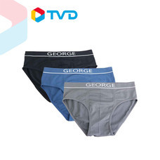 TV Direct George Underwear Man (1Box/3Color) กางเกงในชายสวมสบาย