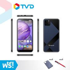 TV Direct Inovo Smartphone รุ่น I-882 Max โทรศัพท์มือถือหน้าจอ6.2นิ้ว แถมฟรี ฝาหลัง (คละสี) 1 ชิ้น และ ปากกาขาตั้งโทรศัพท์ทัชสกีน (คละสี) 1 ด้าม