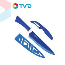TV Direct Diamond sharp Knives ชุดมีดไดมอนด์