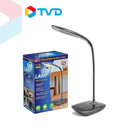 TV Direct Go Lamp Lighting โคมไฟส่องสว่างแบบพกพา