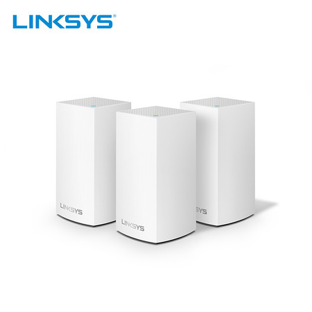 [ติดตั้งฟรีทั่วไทย] LINKSYS VELOP WHOLE HOME MESH WI-FI DUAL-BAND (Pack 3) WHW0103-AH