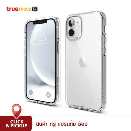 ELAGO เคส สำหรับ iPhone 12 mini Hybrid Clear Case