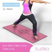 เสื่อโยคะ illuztika - Master ลาย Love Yourself รุ่น YM402