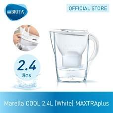 BRITA เหยือกกรองน้ำ รุ่น Marella COOL 2.4L - สีขาว