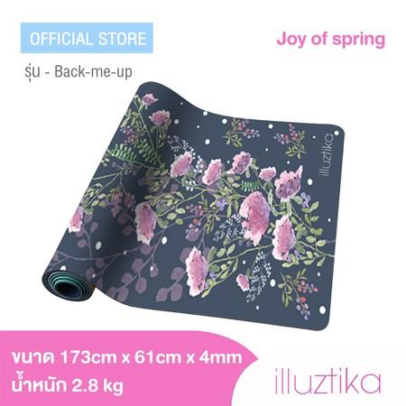 เสื่อโยคะ illuztika ลาย Joy of spring รุ่น YM512
