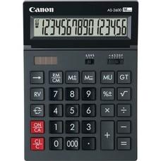 เครื่องคิดเลข Canon รุ่น AS-2600