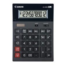 เครื่องคิดเลข Canon รุ่น AS-2200