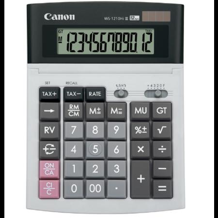 เครื่องคิดเลข Canon รุ่น LS-100TS (HB)