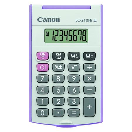เครื่องคิดเลข Canon รุ่น LC-210Hi lll